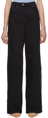 Jacquemus Navy Le Pantalon Prago Jeans