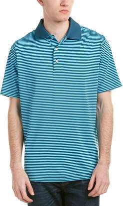 Peter Millar Competition Stripe Polo