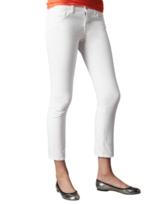 J Brand Jeans Seven-Eighths Jeans