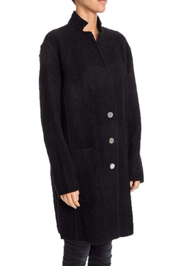 Michael by Michael Kors Wool-Bouclé Coat