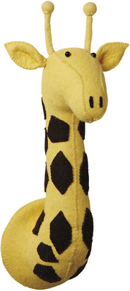 Mounted Giraffe