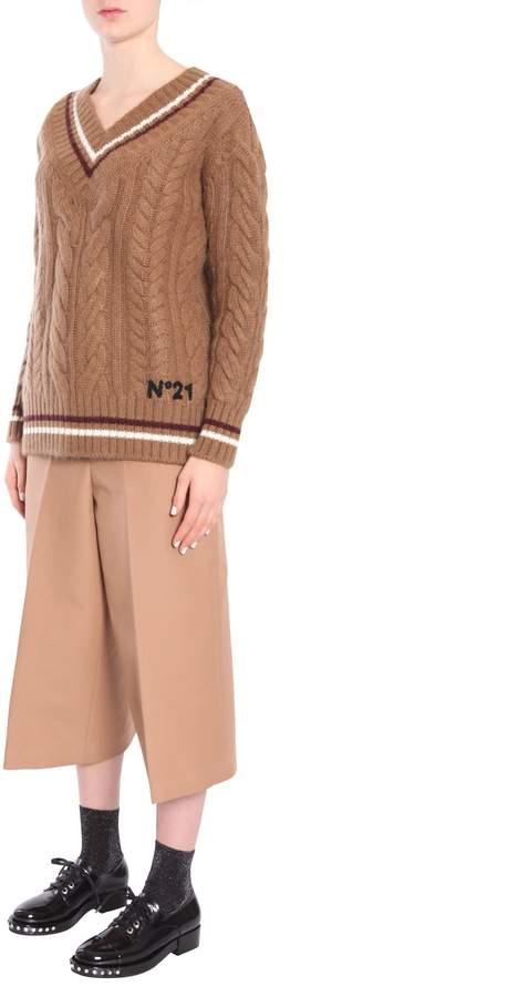 N°21 Cotton Pants