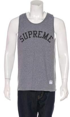 Supreme Arc Logo Tank Top