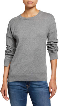 Zadig & Voltaire CiCi Star Elbow Patch Sweater