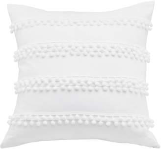 Trina Turk Pompom Square Pillow