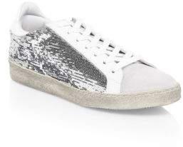 IRO Barthy Sequin Low Top Sneakers