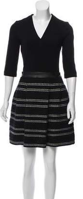 Proenza Schouler Knit Mini Dress