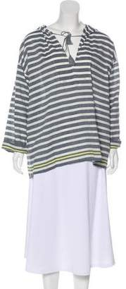 Soft Joie Hooded Long Sleeve Top