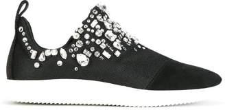 Giuseppe Zanotti Design Gemma crystal sneakers
