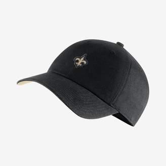 Nike Heritage86 (NFL Saints) Adjustable Hat