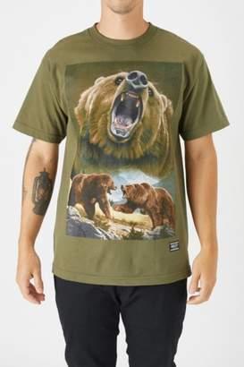 Victoria's Secret Grizzly Bear Brawl T-shirt