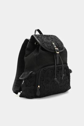 Ardene Crochet Backpack