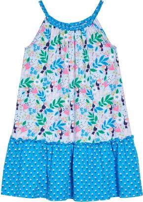 Boden Mini Hopscotch Halter Dress