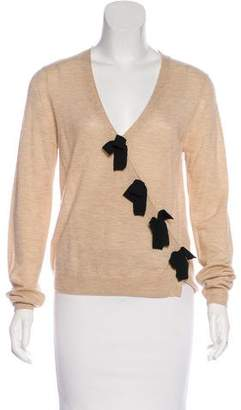 3.1 Phillip Lim Cashmere Long Sleeve Sweater
