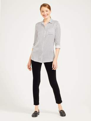 Gwenyth Blouse in Morris Stripe