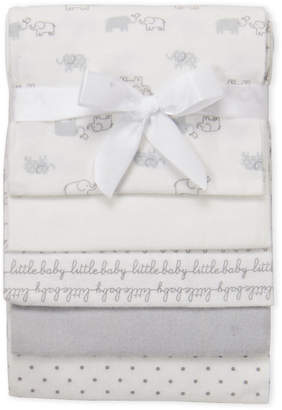 Rene Rofe Newborn/Infant) 4-Pack Flannel Blankets