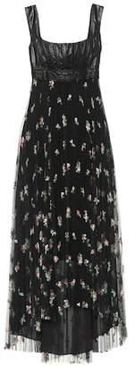 Philosophy di Lorenzo Serafini Sleeveless floral dress