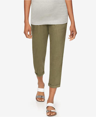 A Pea in the Pod Skinny Maternity Ankle Pants