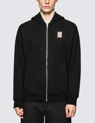 Have A Good Time Mini Frame Zip-Up Hoodie