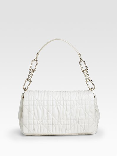 Dior Delices Gaufre Medium Flap Shoulder Bag