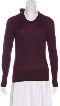 Burberry Merino Wool Lightweight Sweater