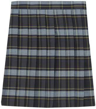 Girls 4-20 & Plus Size French Toast School Uniform Plaid Pleated Skirt