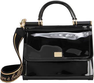 Dolce & Gabbana Sicily Rubber Bag