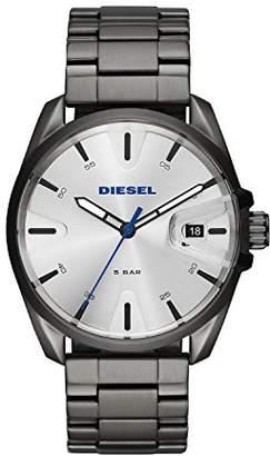 Diesel Mens Analogue Quartz Watch with Stainless Steel Strap DZ1864