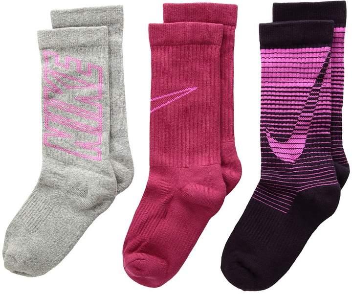 Performance Cushion 3-Pair Socks Boys Shoes