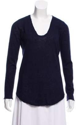 Zadig & Voltaire Cashmere V-Neck Sweater