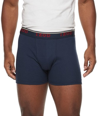 Izod Men's 3-pack Cotton Boxer Briefs