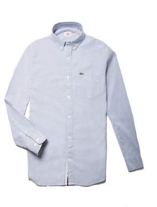 Lacoste (ラコステ) - オックスフォードシャツ (長袖)