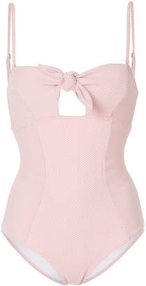 Suboo bow detail one piece
