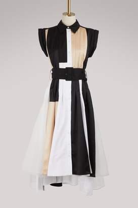 Koché Pleated dress