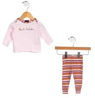 Paul Smith Girls' Patterned Two-Piece Set
