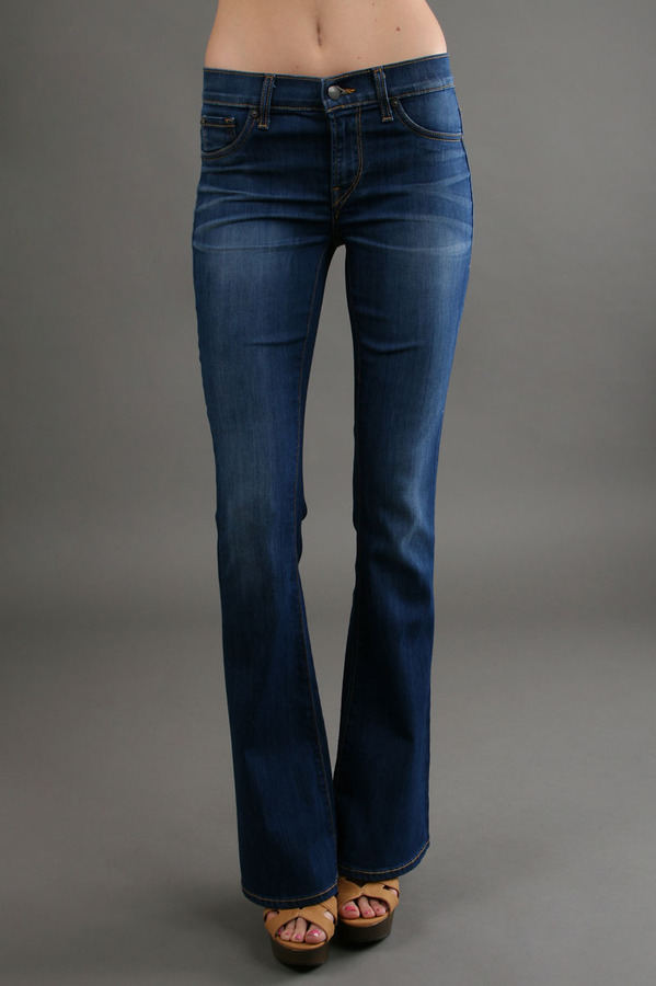 Work Custom Jeans Avalon in Lucerne Blue