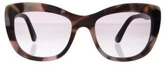 Etro Square Tinted Sunglasses