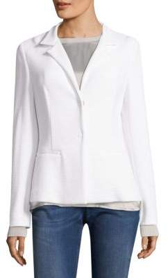 Escada Sport Badajata Textured Jacket
