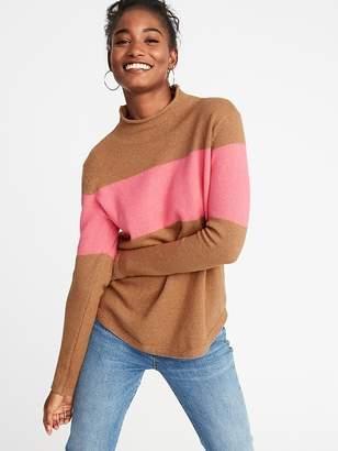Old Navy Mock-Turtleneck Sweater for Women