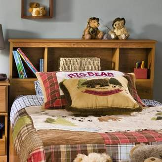 South Shore Little Treasures Twin Bookcase Headboard, 39'', Multiple Finishes