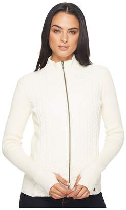 Royal Robbins Cable Mountain Hybrid Full Zip Women's Sweater