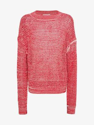 Jil Sander Drop Shoulder Sweater