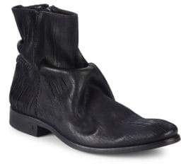 John Varvatos Richards Sharpei Ankle Boots