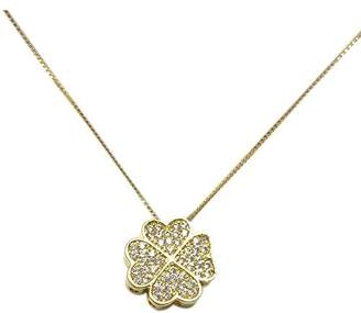 Freesia elise m. Chain Necklace