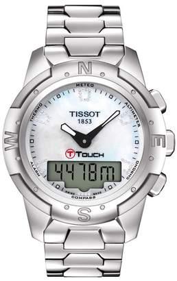 Tissot Women's T-Touch II Bracelet Watch, 43.3mm