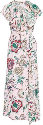 Tory Burch Adelia Wrap Dress