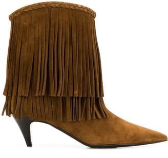 199cc175e32 Saint Laurent Boots For Women - ShopStyle UK
