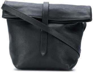 Ann Demeulemeester foldover shoulder bag