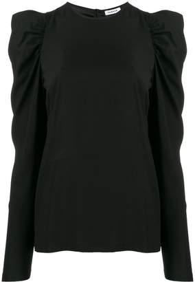 P.A.R.O.S.H. Senver long sleeve blouse