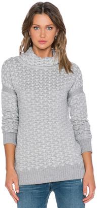 For Love & Lemons Big Sur Turtleneck Sweater